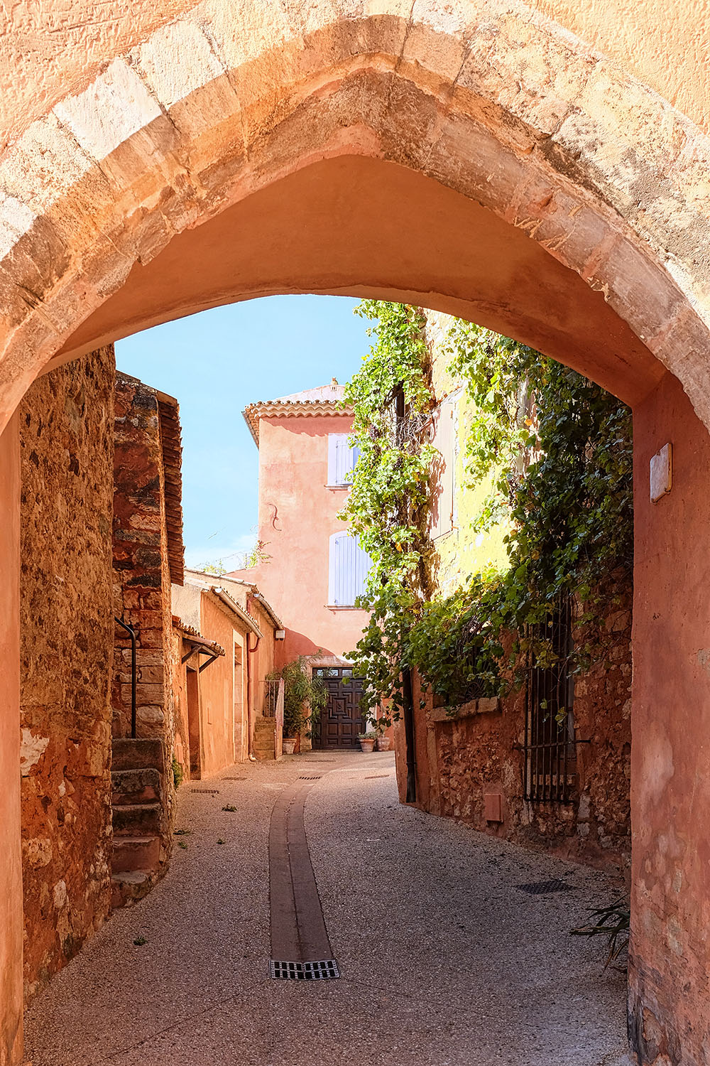 The Kiechle Family / Trips / Roussillon and the Ochre Trail